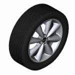 R121 Conical Spoke 17