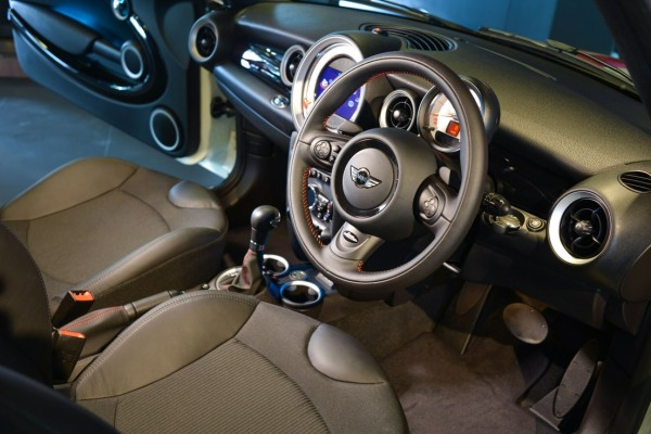 MINI Cooper JCW Package Limited Edition (2)