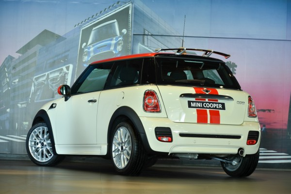 MINI Cooper JCW Package Limited Edition (4)