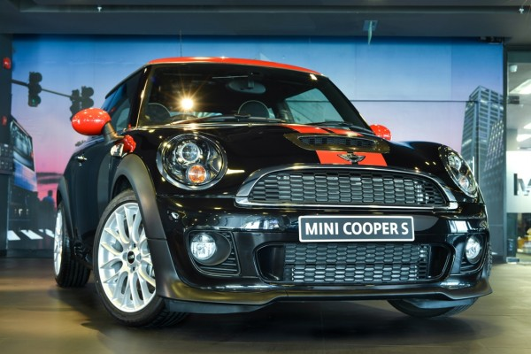 MINI Cooper S JCW Package Limited Edition (1)