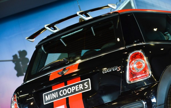 MINI Cooper S JCW Package Limited Edition (4)