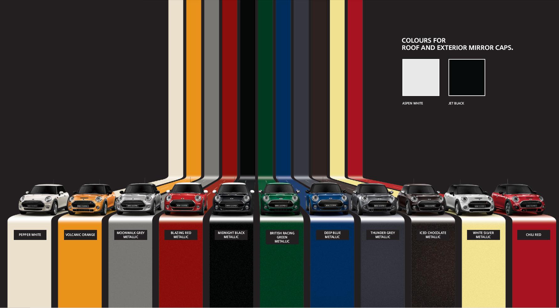 11 new mini f56