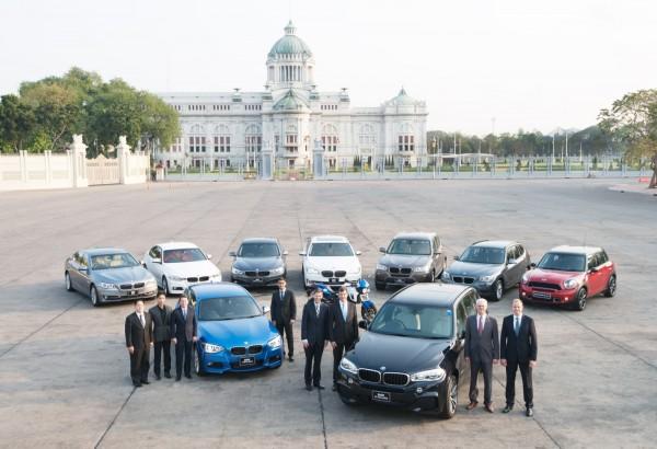 BMW Group Thailand CKD Portrait