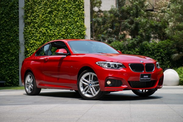 BMW 220i Coupe M Sport