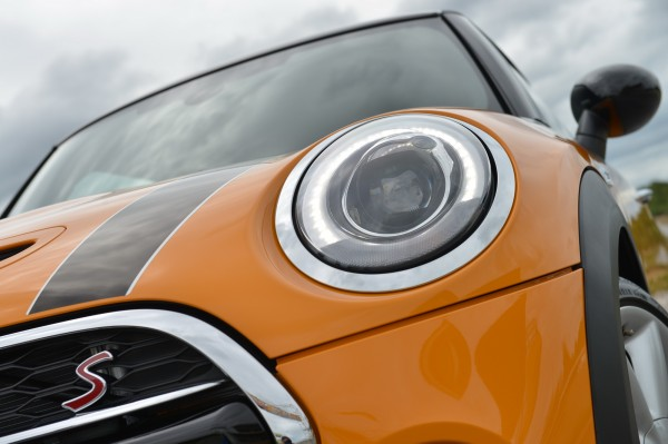 The new MINI Cooper S (56)