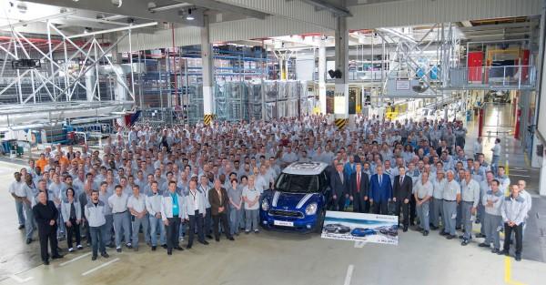 MAGNA INTERNATIONAL INC. - Magna Steyr Reaches Milestone