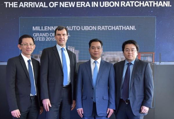 Press conference Millannium Auto Ubon Ratchathani (8)