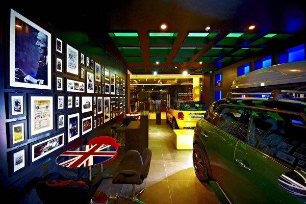 Millennium Auto City Outlet - BMW & MINI CITY Showroom 1