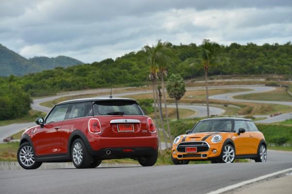 new MINI Cooper & new MINI Cooper S (1)
