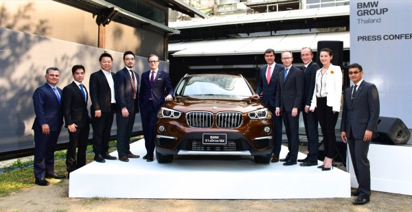 BMW Annual Press Conference 2016
